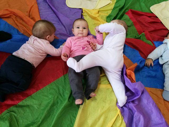Gymboree, un'occasione di crescita e divertimento per noi mamme e i nostri bambini