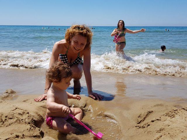 Al mare con i bambini: addio relax, ma..