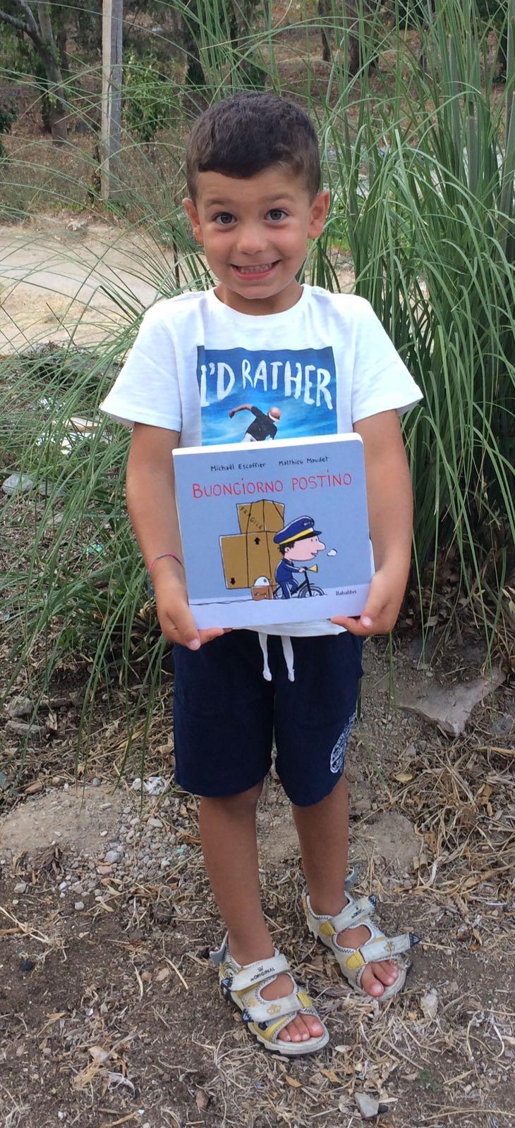 Buongiorno Postino Un Libro Per Bambini Che Aspettano Un