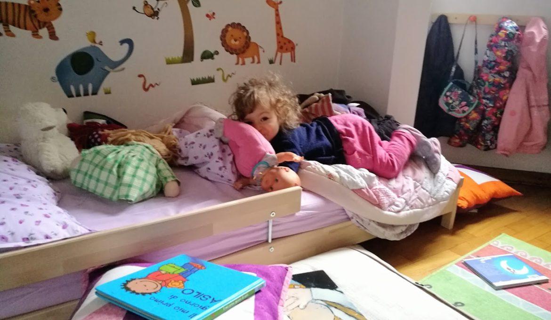 letto montessoriano