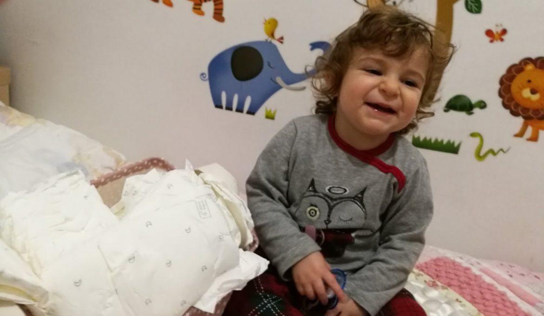 Pannolini Naty per salvaguardare la salute della mia bambina e dell'ambiente