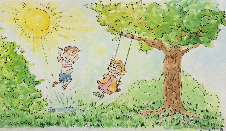 """Il metodo educativo olandese raccontato nel libro """"I bambini più felici del mondo. Il metodo olandese per un'educazione libera e senza ansie"""""""