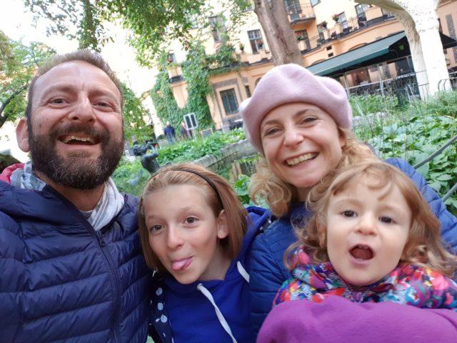 Il nostro viaggio di nozze familiare svedese