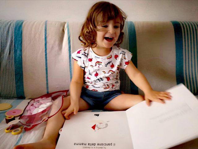 Un tenero libro da leggere per l'arrivo del fratellino