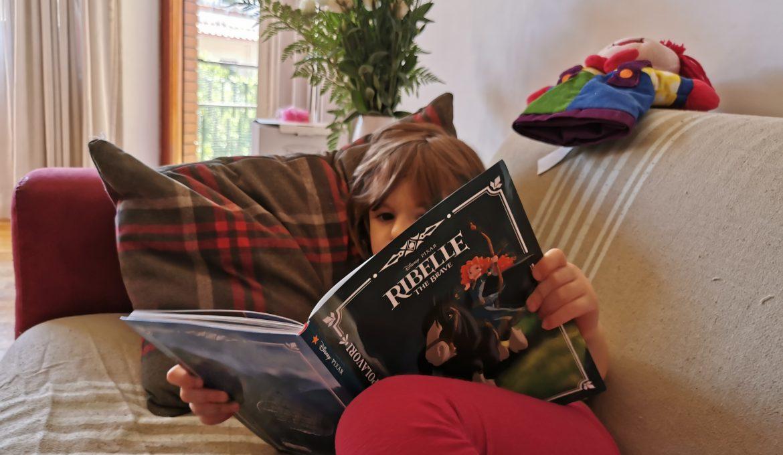 """Il libro preferito di Chiara? """"Ribelle"""", la storia di una bambina cocciuta e coraggiosa!"""