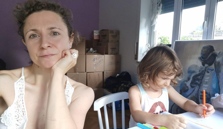 Traslocare con bambini: il mio racconto e i miei suggerimenti!