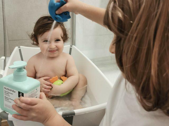 Nuova linea cosmetica pediatrica Suavinex: delicata, ecosostenibile e adatta a tutta la famiglia!