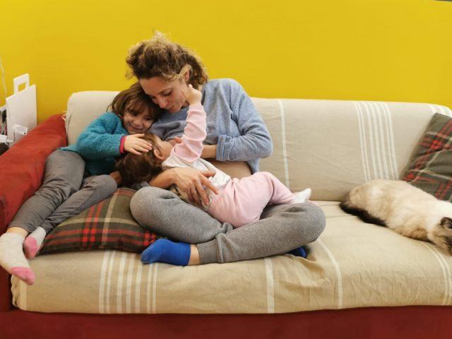 """Smettere di allattare in modo graduale e """"armonioso""""… per quel che è possibile!"""